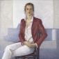 Saskia Mees. 2004 110x110 cm.