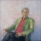 Piet Gispen. 2010 110x110 cm.