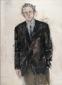 Peter Manders. 114x84 cm.