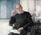 Johan van Nieuwenhuizen. 1989 95x110 cm.