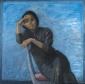 Rahima. 1995 105x105 cm.