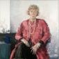 Hermance Schaepman. 1989 115x115 cm.