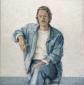 Paul van Solingen. 1994 110x110 cm.