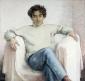 Anthony Heidweiller. 1995 105x110 cm.