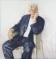 Anton Beeke. 2004 120x115 cm.