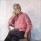 Erik Vos. 2003 120x120 cm.