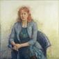 Margriet de Moor. 2010 105x105 cm.