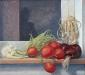 Tomaten in Toscane. 40x45 cm. • privé coll.