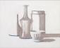 Trechter, kom, flesje, pot. 24x30 cm.  • privé coll.
