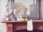 Hommage aan van Gogh. 60x80 cm.